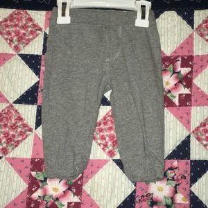 Infant Boys Gray Pants